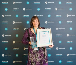 Sharon Pocock Xero's MVP Award Winner 2016